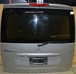 Дверь багажника. Mercedes-Benz Vaneo