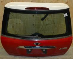 Дверь багажника. Mini Cooper