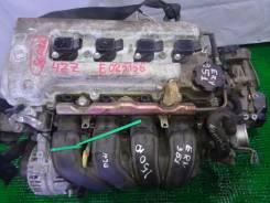 Двигатель. Toyota Corolla Двигатель 4ZZFE