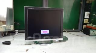 """LG Flatron L1720B. 17"""" (43 см), технология LCD (ЖК)"""