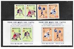 Марки Спорт Южная Корея