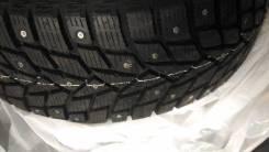 Dunlop SP Winter ICE 02. Зимние, шипованные, 2016 год, без износа, 2 шт