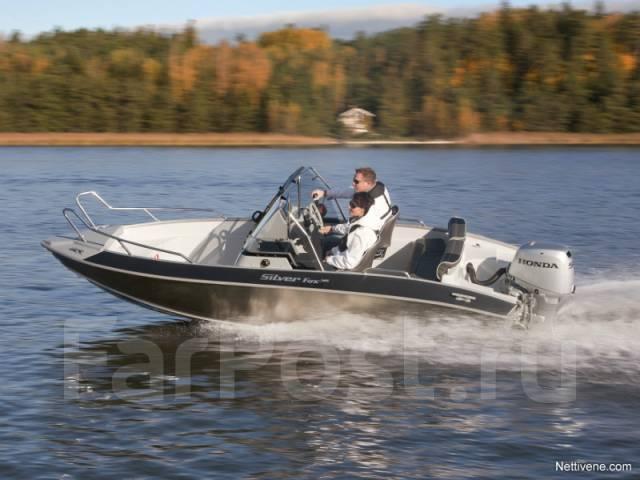 Silver Fox. 2017 год, длина 5,00м., двигатель подвесной, 60,00л.с.