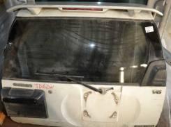 Спойлер на заднее стекло. Suzuki Escudo, TD52W