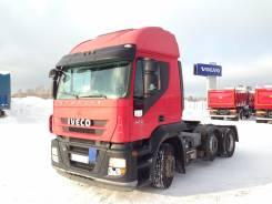 Iveco Stralis. 6x2 2008 г, 10 000 куб. см., 12 000 кг.