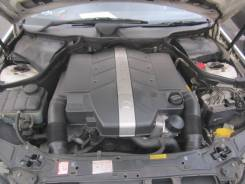 Двигатель. Mercedes-Benz W203