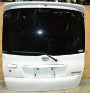 Спойлер на заднее стекло. Toyota Funcargo