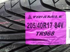Triangle Group TR968. Летние, 2014 год, без износа, 4 шт