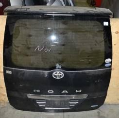 Спойлер на заднее стекло. Toyota Noah, AZR65G, AZR60G, AZR60