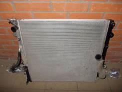 Радиатор охлаждения двигателя. Lexus GX460, URJ150 Двигатель 1URFE