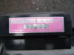 Датчик расхода воздуха. Nissan Laurel, HC35 Двигатели: RB20DE, RB20DET