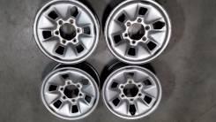 Toyota Hiace. 6.0x15, 6x139.70, ET35, ЦО 106,1мм.