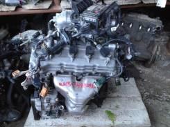 Двигатель в сборе. Nissan Sunny, FB15 Nissan AD, WFY11, VFY11 Nissan Wingroad, VFY11, WFY11 Двигатель QG15DE