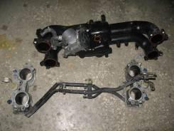 Коллектор впускной. Subaru Legacy, BL5, BP5 Двигатели: EJ20X, EJ20Y