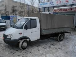 ГАЗ 320202. , 2 890 куб. см., 1 490 кг.