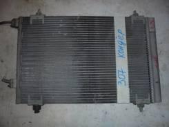 Радиатор кондиционера. Peugeot 307, 3A/C, 3H, 3A, C Citroen C4 Двигатели: TU5, TU5JP4, NFU