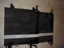 Радиатор кондиционера. Mercedes-Benz ML-Class Двигатель 112