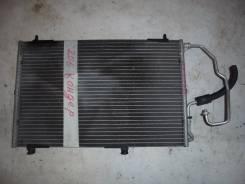 Радиатор кондиционера. Peugeot 206, 2A/C, 2B, 2A, C Двигатели: TU3A, TU3JP, KFW