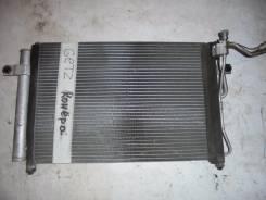 Радиатор кондиционера. Hyundai Getz, TB Двигатели: G4EE, G4HD G4HG