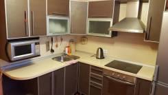 1-комнатная, улица Морозова Павла Леонтьевича 96а. Индустриальный, частное лицо, 33 кв.м. Кухня