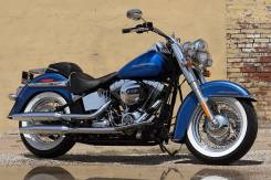 Harley-Davidson Softail Deluxe. 1 746 куб. см., исправен, птс, без пробега