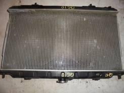 Радиатор охлаждения двигателя. Nissan Bluebird Sylphy, QG10