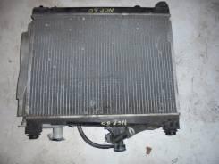 Радиатор охлаждения двигателя. Toyota ist, NCP65, NCP61, NCP60