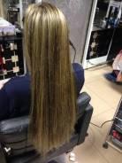 Мелирование волос, стрижки