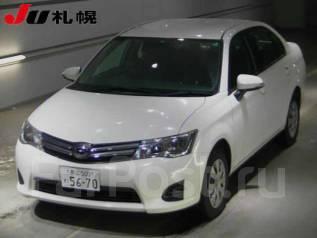 Toyota Corolla Axio. вариатор, 4wd, 1.5 (109 л.с.), бензин, 86 тыс. км, б/п