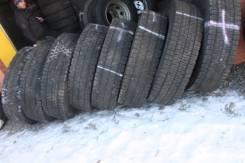 Bridgestone W990. Зимние, без шипов, 2009 год, износ: 20%, 8 шт