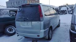 Стекло боковое. Toyota Lite Ace Noah