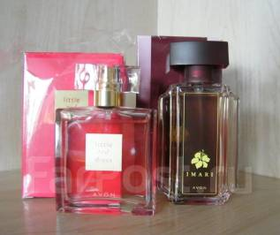 2 аромата AVON