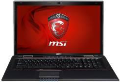 "MSI GP70 2PE Leopard. 17.3"", 2,4ГГц, ОЗУ 8192 МБ и больше, диск 1 000 Гб, WiFi, Bluetooth, аккумулятор на 3 ч."
