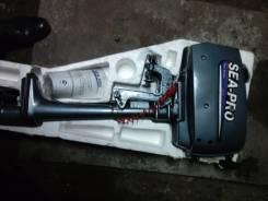 Sea-Pro. 2,50л.с., 2х тактный, бензин, нога L (508 мм), Год: 2014 год
