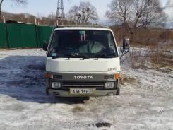 Toyota Hiace. , 1 800 куб. см., 1 250 кг.