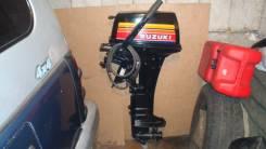 Suzuki. 9,90л.с., 2х тактный, бензин, нога L (508 мм), Год: 1998 год
