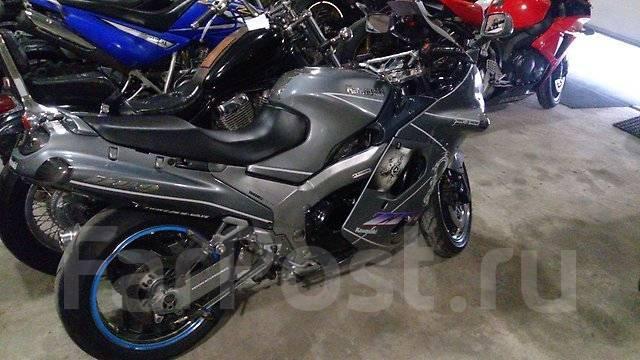 Kawasaki ZZR 1100C. 1 100 куб. см., исправен, птс, с пробегом