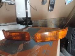 Повторитель поворота в бампер. Toyota Corona, ST190