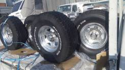 BFGoodrich All-Terrain T/A. Грязь AT, 2010 год, износ: 30%, 4 шт