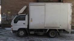 Изотермические фургоны.