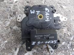 Сервопривод заслонок печки. Toyota Gaia, SXM15G, SXM15