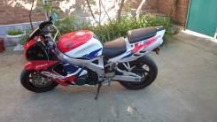 Honda CBR 900RR. 919 куб. см., исправен, птс, без пробега