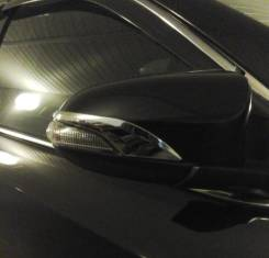Накладка на зеркало. Toyota Camry, ACV51, ASV50, AVV50, ASV51, GSV50