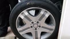 Продам колёса для мерседеса 255/45/18 continental M+S. 8.5x18 5x112.00 ET-35 ЦО 73,0мм.