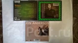 Продам фирменные CD Jon Anderson 3 шт.