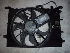 Вентилятор охлаждения радиатора. Volvo XC70 Volvo S60