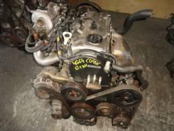 Контрактный двигатель Мицубиси 4G64 2,4 л бензин