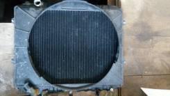 Радиатор охлаждения двигателя. Mitsubishi Pajero, V23W, V23C, V43W, V23, V43 Двигатель 6G72. Под заказ
