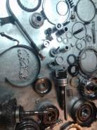 Автоматическая коробка переключения передач. Toyota Carina, ST190 Двигатели: 4SFI, 4SFE