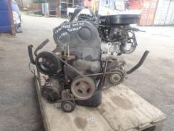 Контрактный двигатель Мицубиси 4G91 DOHC, 16V 1,5 л бензин